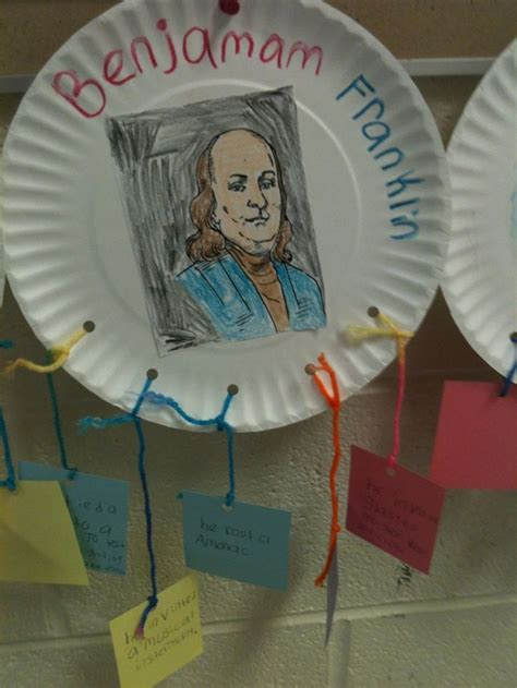 benjamin franklin biography for elementary students 32 best biography projects images on pinterest