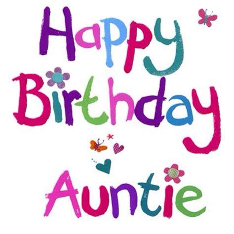 Happy Birthday Auntie Quotes Happy Birthday To My Aunt Quotes Quotesgram