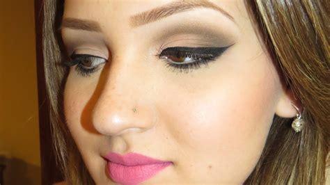 youtube tutorial de maquiagem tutorial de maquiagem b 225 sica elegante youtube