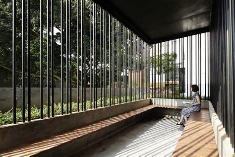 Modern Lobby hotel wind 6 e architect
