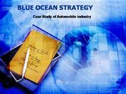Blue Ocean Strategy Authorstream Blue Strategy Ppt