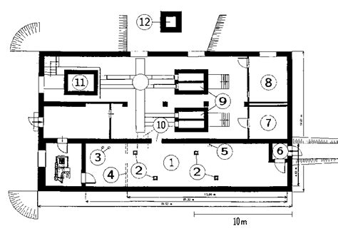 Crematorium Floor Plan by 202 Some Technical And Chemical Considerations About The
