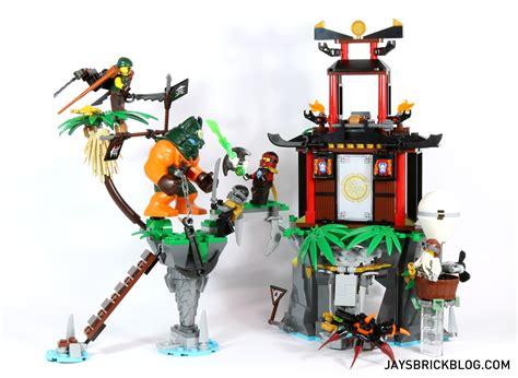 review lego 70604 tiger widow island