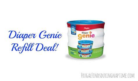 printable coupons for diaper genie refills walmart diaper genie refills 4 82 each frugal finds