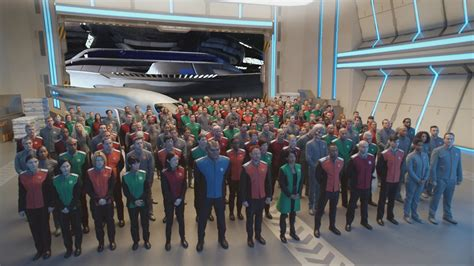 first trailer and details for the orville seth
