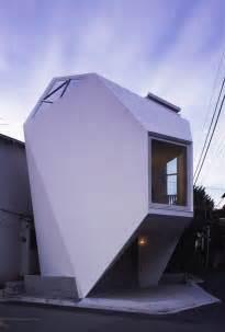 Small Minimalist House Modern Minimalist Small House In Tokyo