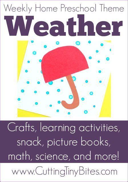 kindergarten themes weather 255 best weather activities for kids images on pinterest