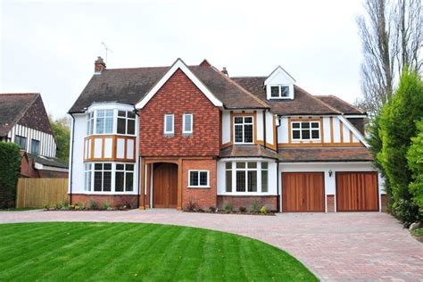 six bedroom house ab canham son nhbc house builder