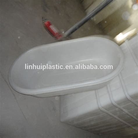 big plastic bathtub large plastic bathtub pe portable bathtub for adult or kid