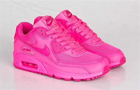 Air Max Pink musthave nike air max gs 90 hyper pink the musthaves