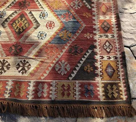 outdoor kilim rug ethnic interior decorating ideas integrating turkish rugs into modern room decor