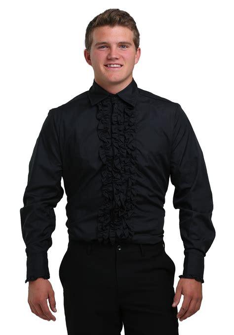 Tuxedo Shirt ruffled black tuxedo shirt formal tuxedo shirts
