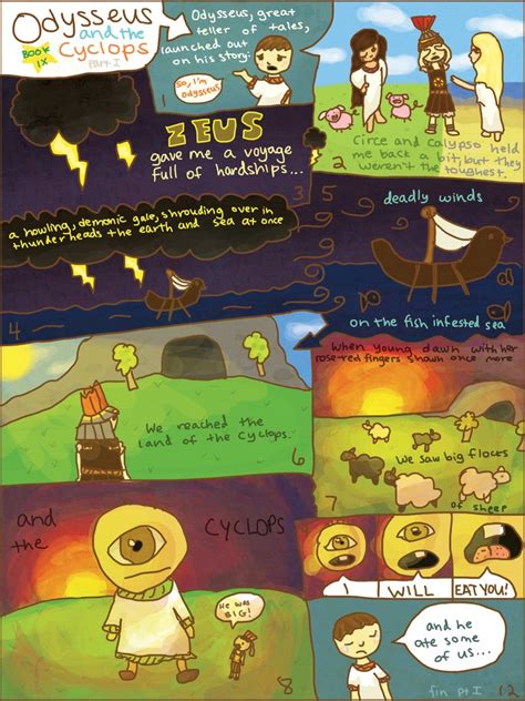the artist s odyssey books odyssey comic book ix part i by zara leventhal on deviantart
