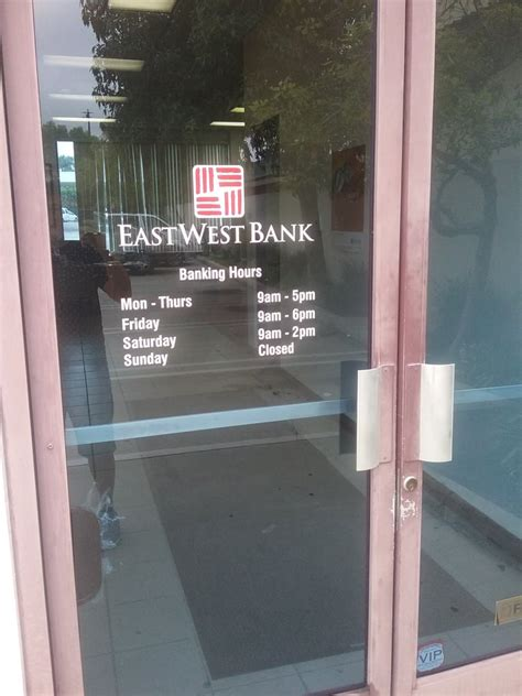 east west bank phone number east west bank banks credit unions 228 w garvey ave