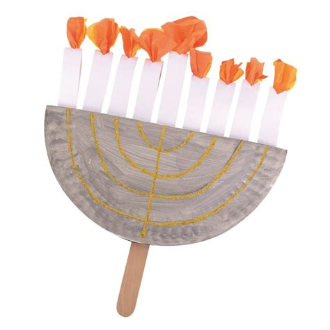 menorah craft projects hanukkah craft ideas early years inspiration