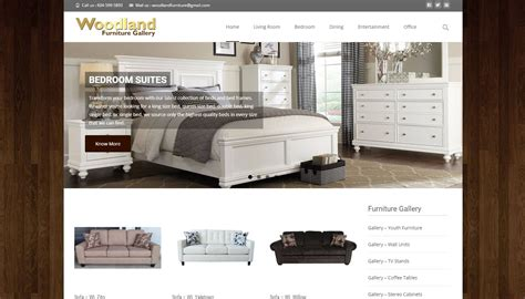 Woodlands Furniture Stores by Woodland Furniture Gallery Seo Web Design Services