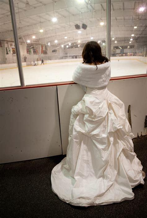 hockey inspired wedding ideas elizabeth designs the wedding