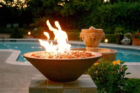 1000 Images About Fire Bowls Or Fire Pits On Pinterest Firepit Bowl