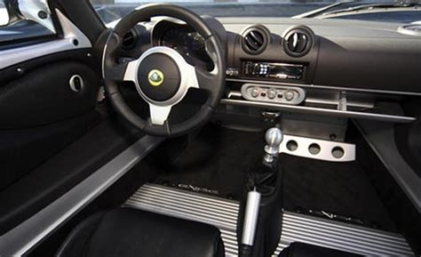 Lotus Exige S Interior by Car And Driver