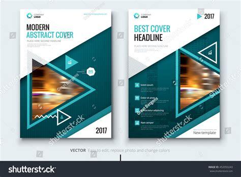 divine design teal modern blogger template teal modern catalog design corporate business stock vector