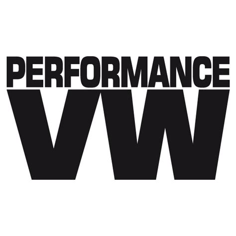 Vw Performance Aufkleber by 2u X Volkswagen Performance Decal Vinyl Sticker Sticker