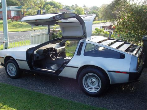 01505 81 Delorean Dmc 12 81 dmc s 1981 delorean dmc 12 187 exotica