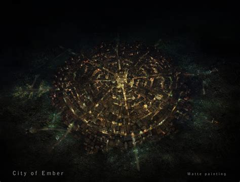 the city of ember the of ivan girard city of ember