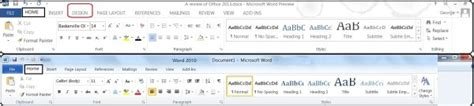 layout tab word 2013 a p review of microsoft office 2013