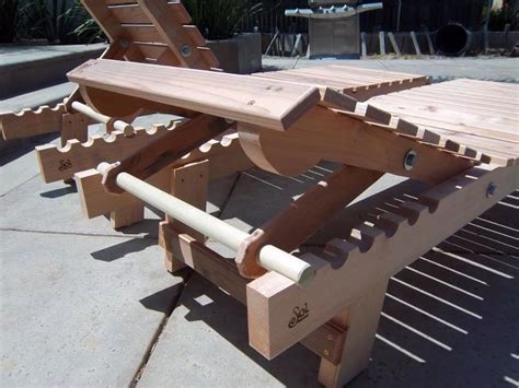 chaise lounge woodworking plans how to make a wood chaise lounge woodworking projects