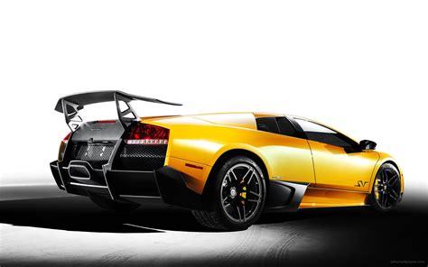 Lamborghini Murcielago Car Lamborghini Murcielago Superveloce Wallpaper Hd Car
