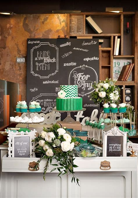 picture decorating ideas picture of stylish wedding dessert table decor ideas