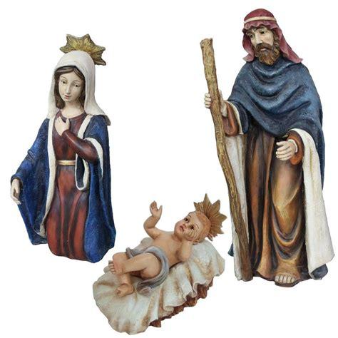 national tree company joseph mary  jesus figures set