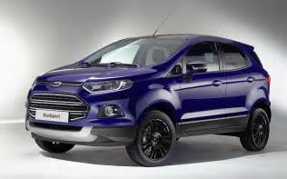 ford new car 2016 ford ecosport usa model and price 2016newcarmodels