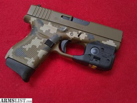 glock 43 laser light combo armslist for sale glock 43 digicamo 9mm laser light combo