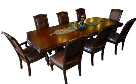 9 piece dining table 9 piece dining room set bernhardt beverly glen 9 piece