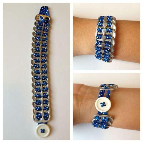 pop tab crafts projects best 25 soda tab bracelet ideas on pop tab