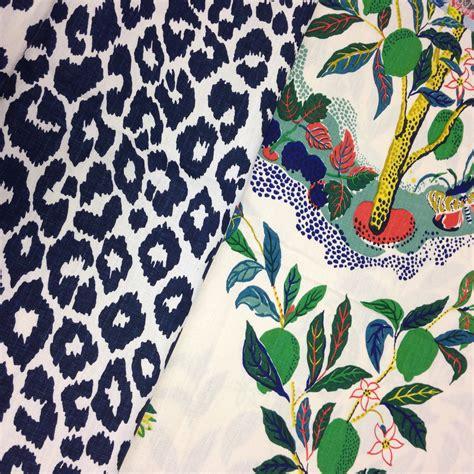 Schumacher Fabric | schumacher fabrics 125th anniversary collection switch