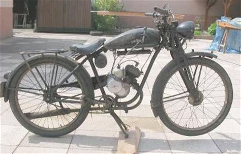 Sachs Torpedo Motorrad by Torpedo 1928 1956 Frankfurt Germany 1939 Torpedo
