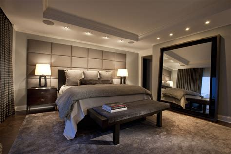 fabric wall panels bedroom traditional with upholstered