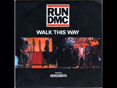 Kaos Walk This Way Run Dmc aerosmith vs run dmc walk this way