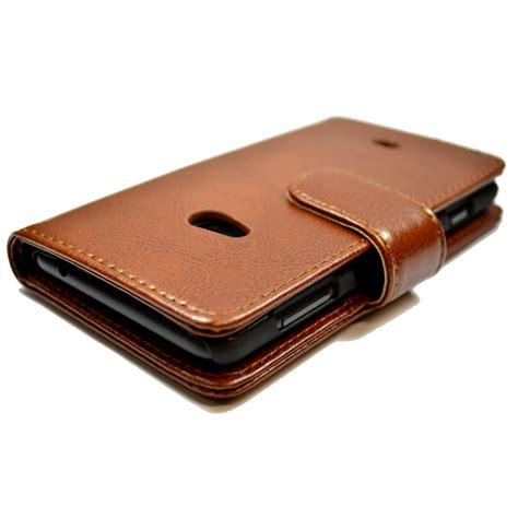 Leather Flip Nokia Lumia 625 snakehive 174 premium leather wallet flip cover for nokia lumia 625 ebay