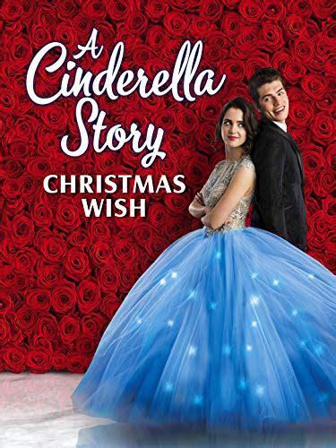 A Cinderella Story Christmas Wish Pelicula Completa