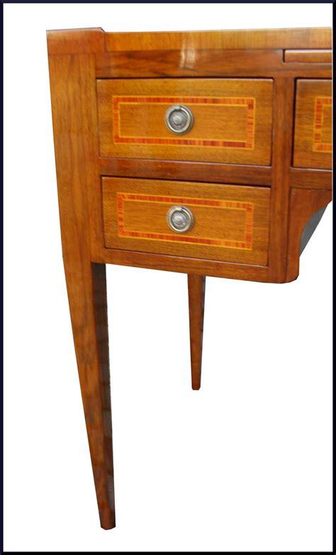 mobili scrivania scrittoio scrivania artigianale porta pc classico la