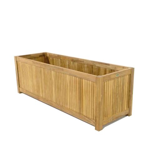 Teak Planters by Teak Planters Westminster Teak Furniture