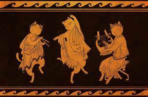 Design Of Vase Painting Song Of Seikilos Betty S Art