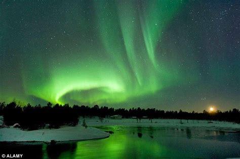sleep under the northern lights treasure highlands trek named one of the best adventure