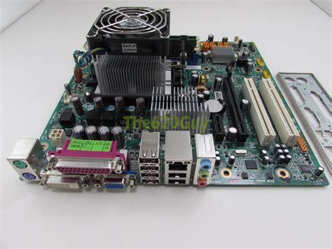 Motherboard Lenovo U350 Include Processor Hsf lenovo a62 mt motheboard 53y6095 amd athlon 64 x2 5000b 2 6ghz cpu 2gb ram ebay