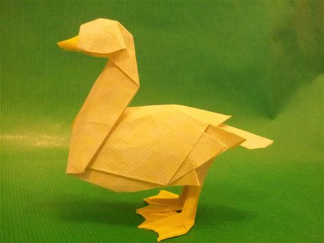Origami Duck - free coloring pages origami duck 28 images free