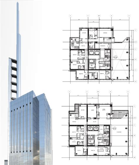 building floor plans nyc revealed 217 west 57th street official renderings for