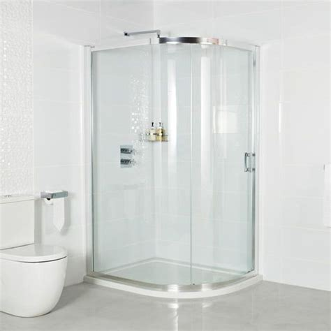 Compact Showers From The Bt 1101 25 embrace shower doors buy delivered direct